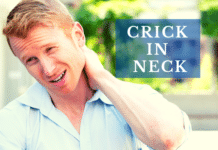 stretches for crick in neck